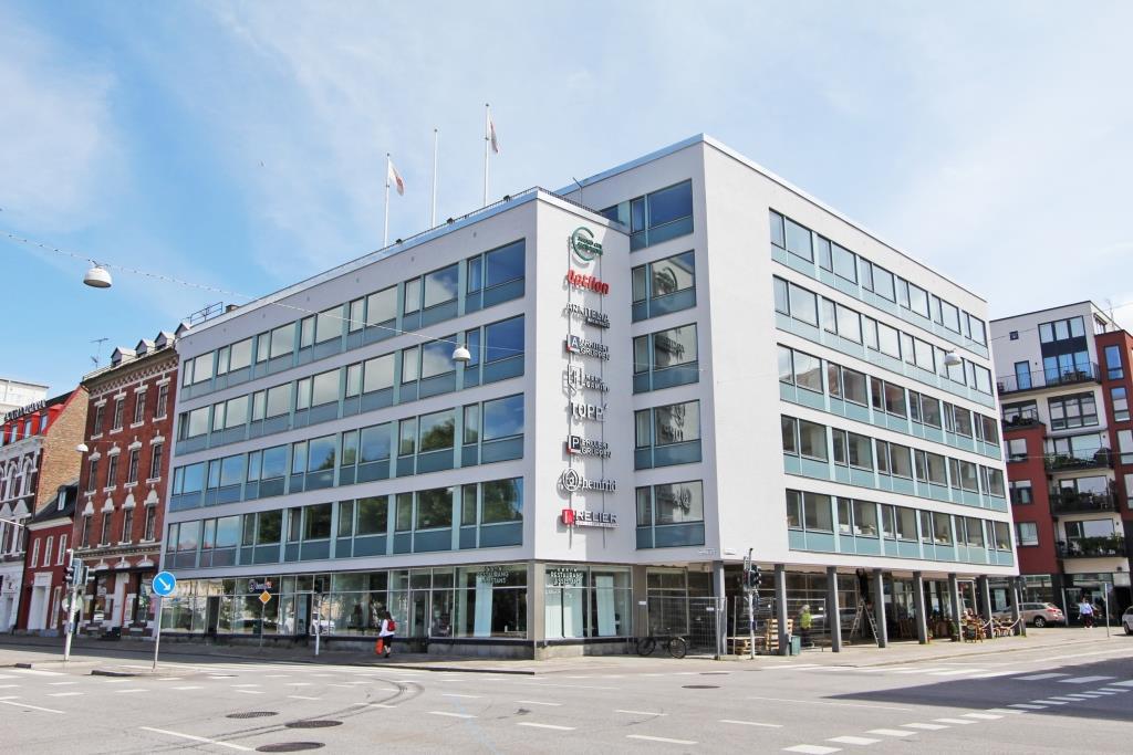 Högvakten i Malmö lockar kreativa och innovativa hyresgäster!