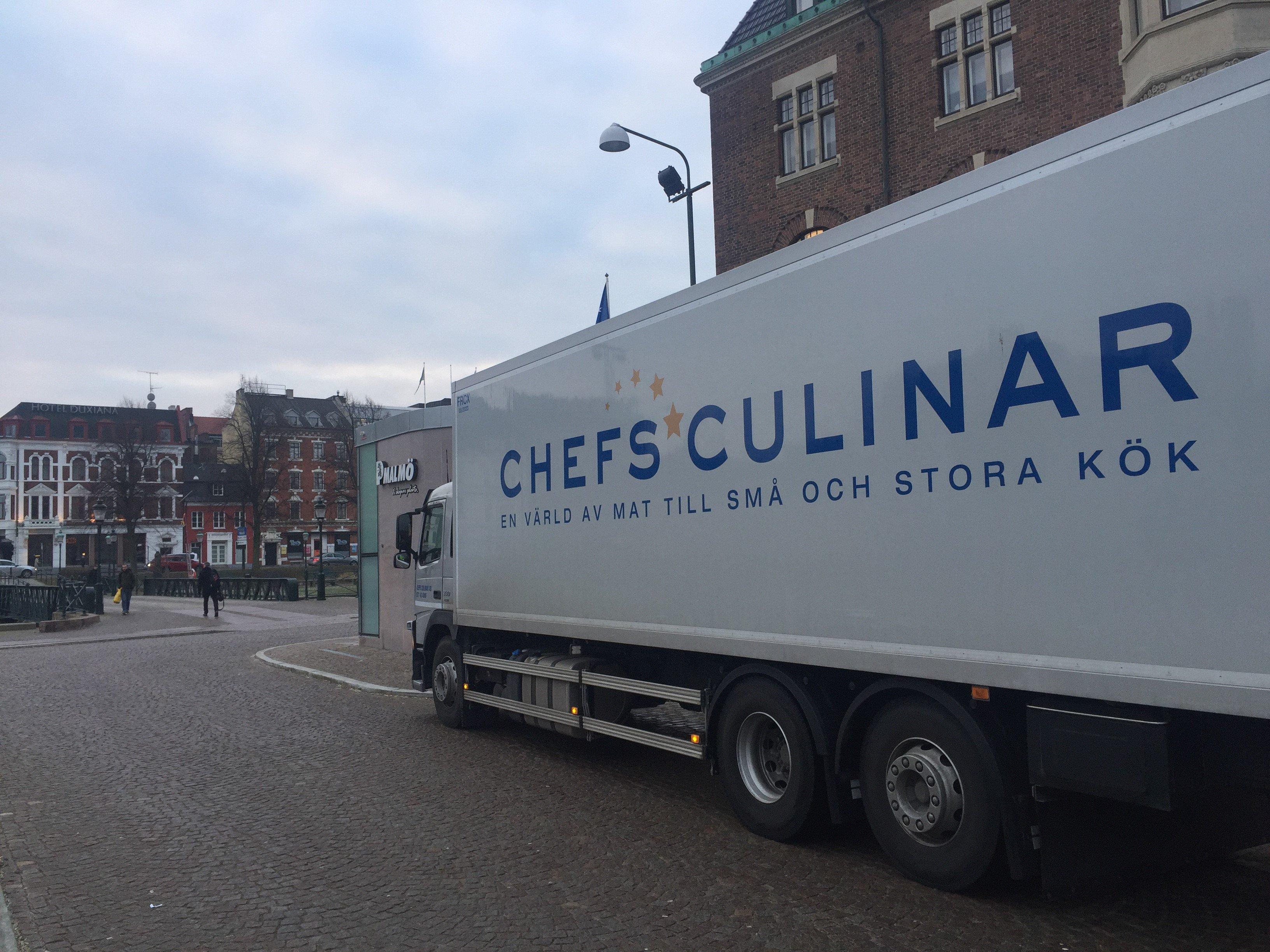 Chefs Culinar etablerar ny logistikanläggning i Sunnanå utanför Malmö