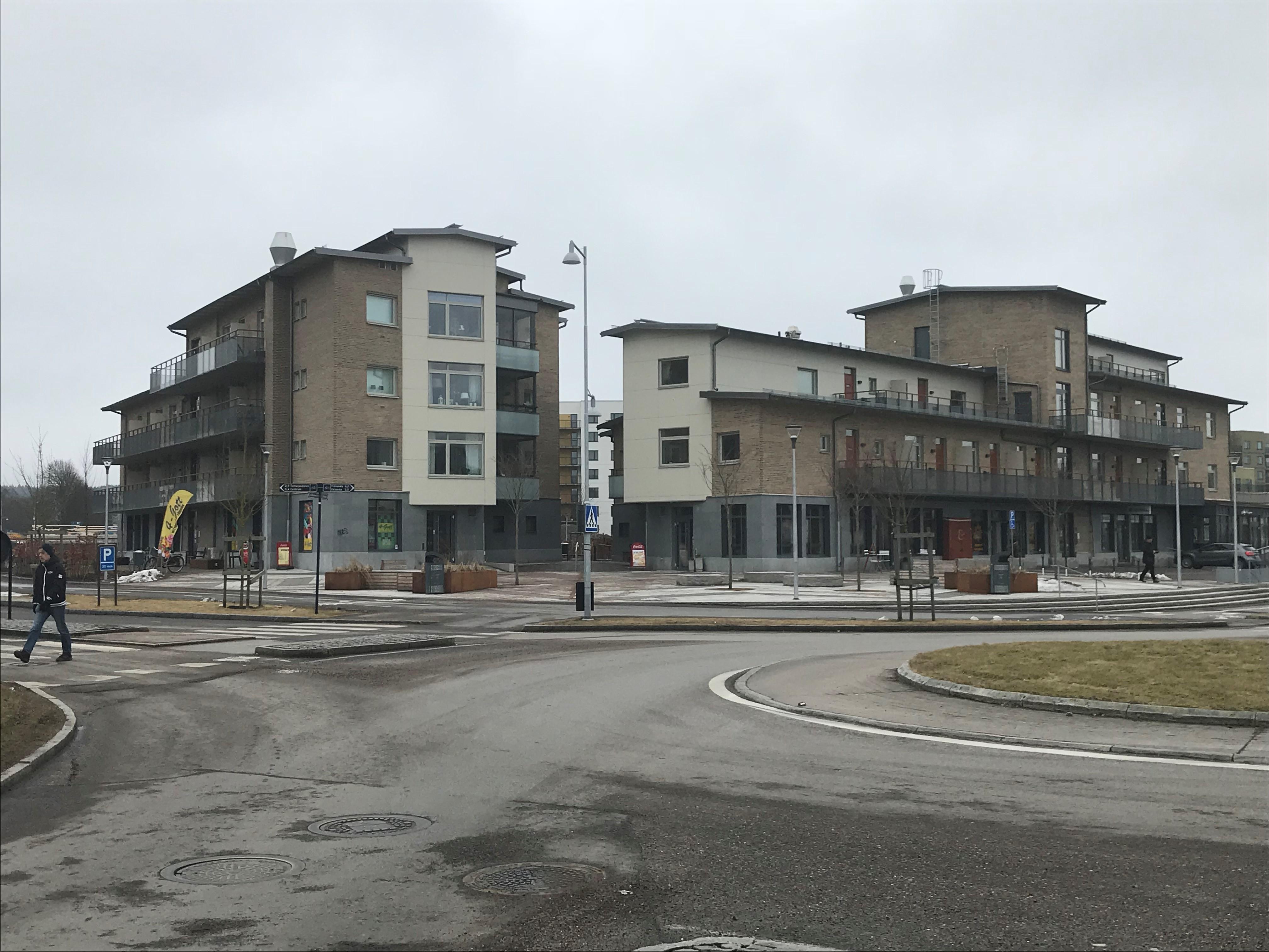 Relier Göteborg har nu slutfört projekt Stallbacken i Mölndal