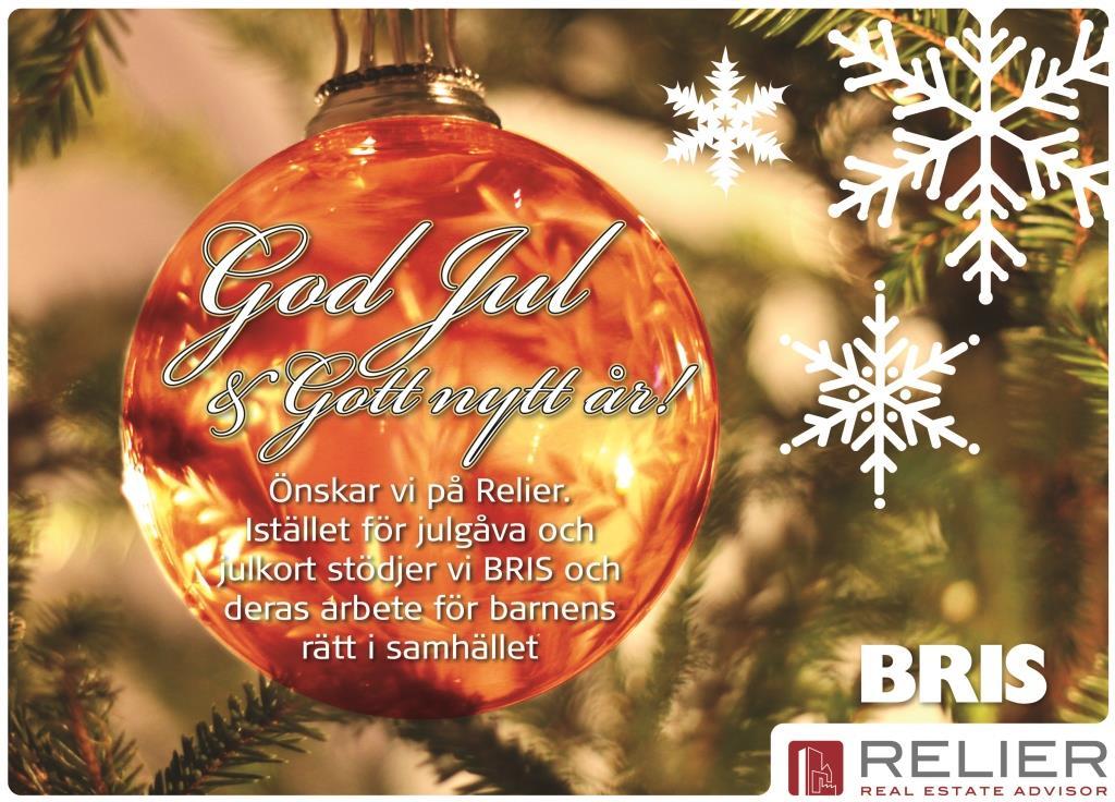 God Jul & Gott Nytt År!