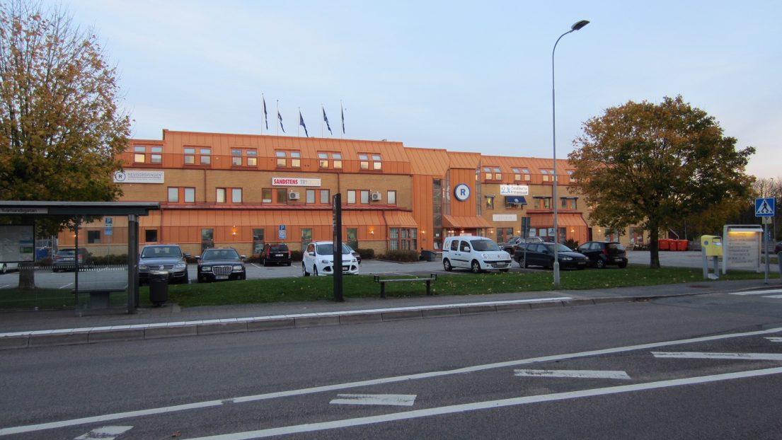 Relier i Göteborg har förmedlat fastighet till Svenska Hus.