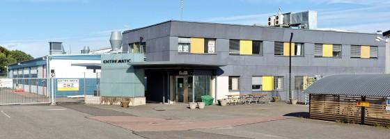 Assa Abloy Entrance Systems säljer till Aspelin Ramm Fastigheter en tomträtt i Torslanda i Göteborg