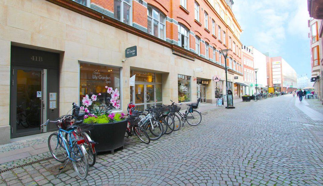 Tredimensionell fastighetsförsäljning i centrala Malmö