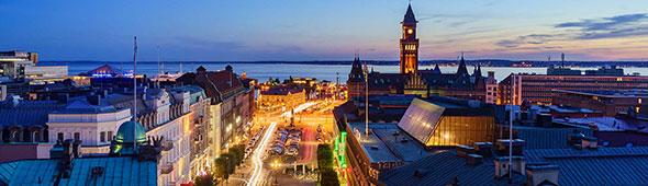 Kamux expanderar i Helsingborg