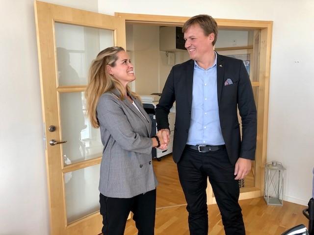 KLS Ugglarps flyttar till Lund