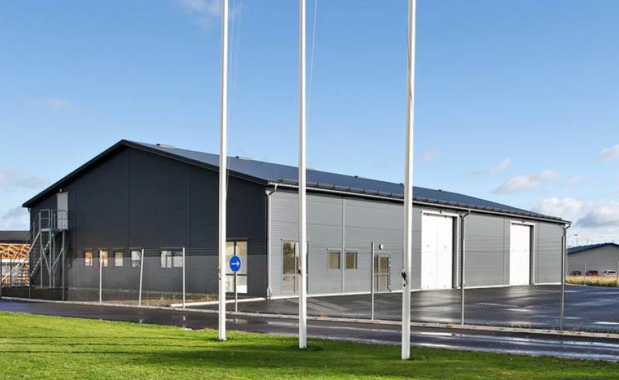 Textil Recycling och Peu-teamet köper fastighet i Borgeby
