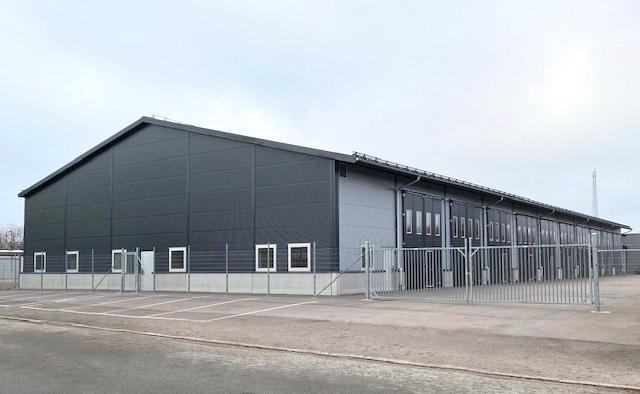 Uthyrning av lagerlokal i Helsingborg