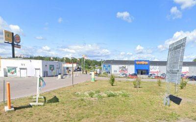 Försäljning av handels och fastfood fastigheter i Nykvarn och Katrineholm