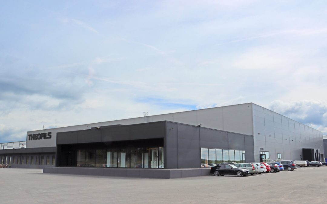 Corem förvärvar logistikfastighet på Hedenstorp i Jönköping