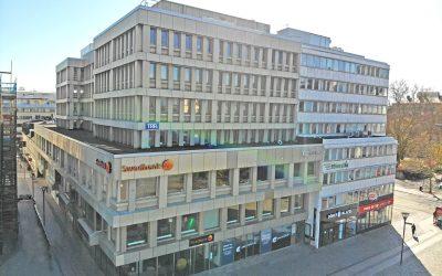 Elfas huvudkontor flyttar till Gustav Adolfs Torg