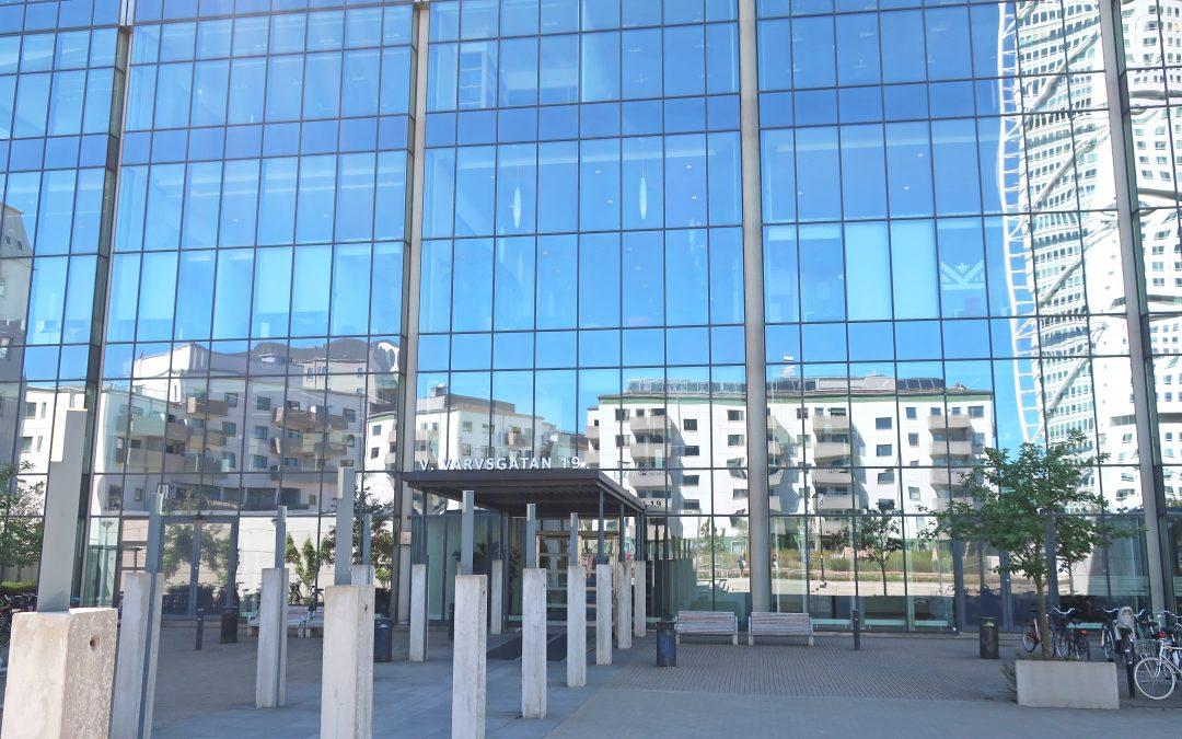 Acconeer och Rosti Group är nya hyresgäster till Skandia Fastigheters Hall 7 i Västra Hamnen.